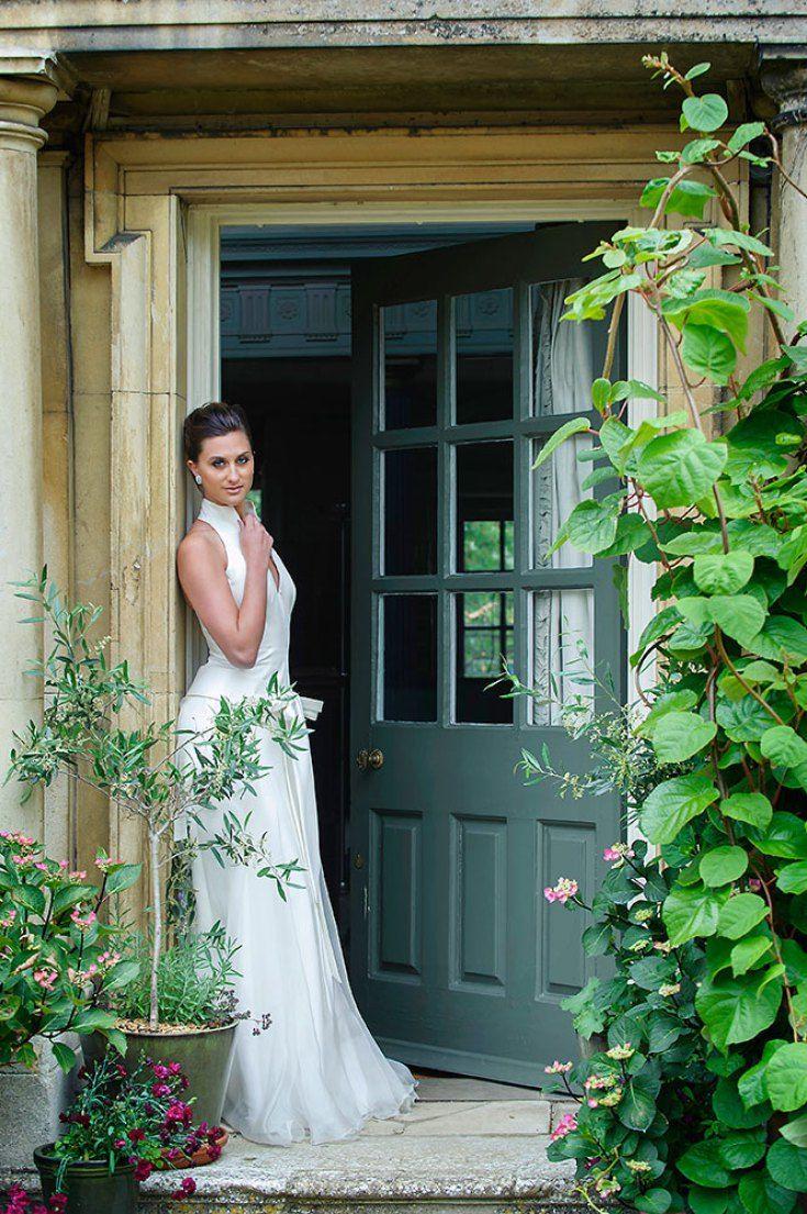 British bridal beauty styled shoot