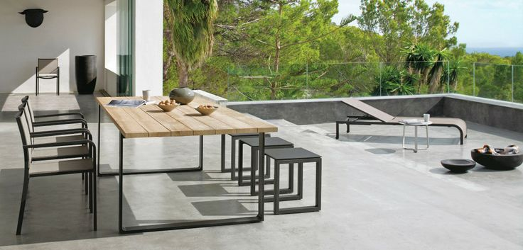 Outdoor Patio Ideas Outdoor dining stools