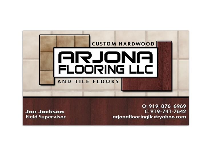 32 best business card design images on pinterest business card arjona flooring single sided business card colourmoves