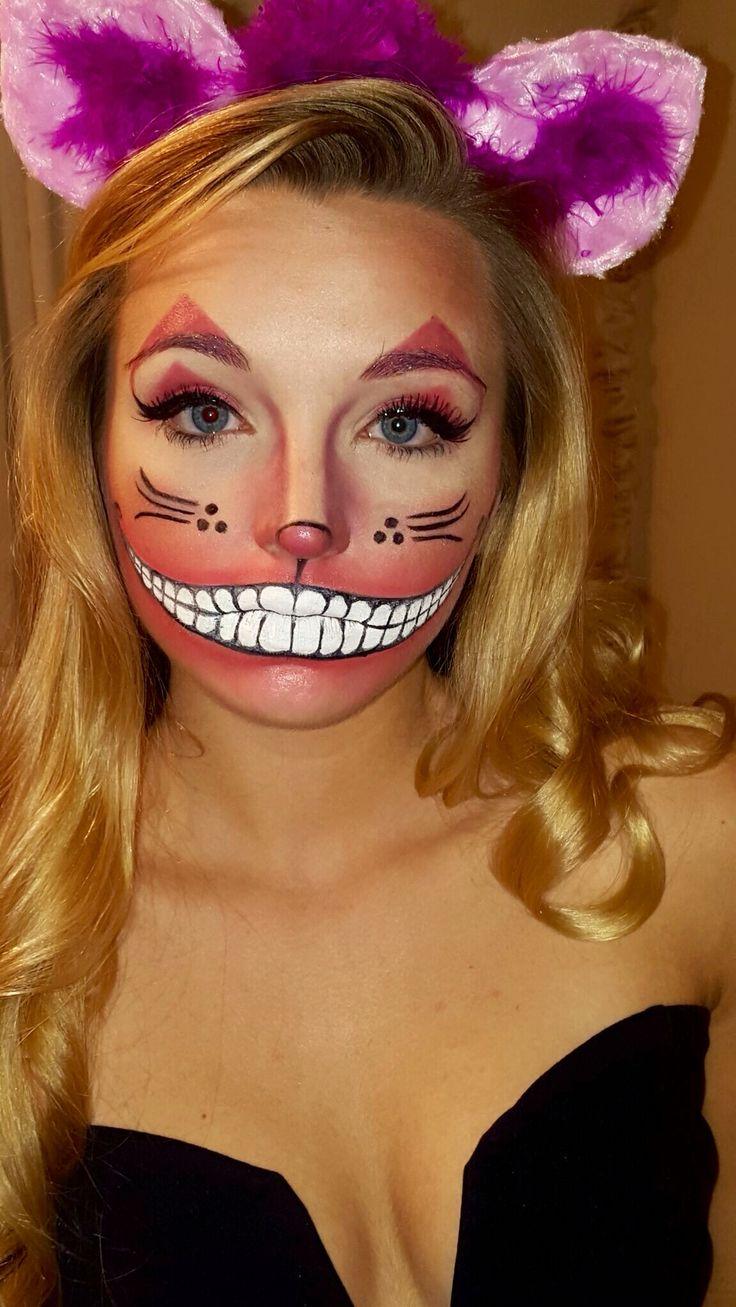Cheshire Cat Halloween costume Alice in wonderland