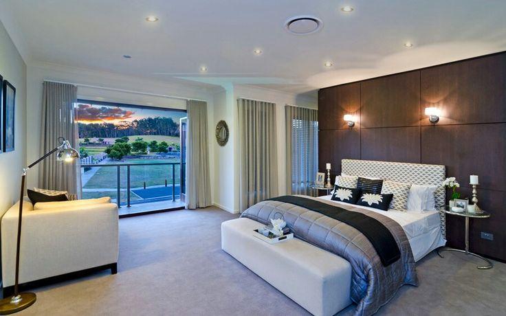The Franklin, Master bedroom