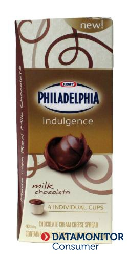 Fancy your Philly with milk chocolate? Indulge in the new cream cheese cups from Love My Philly in USA