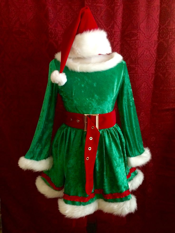 Best 25 Christmas elf costume ideas on Pinterest Kids