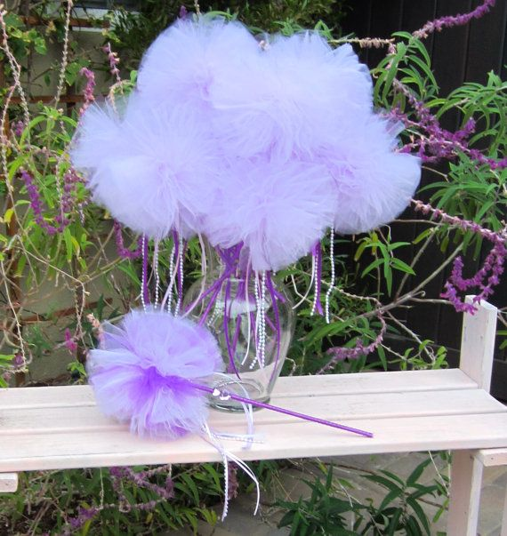 Sofia the First Tutu Wands Sofia the First by PiaMiaBoutique, $8.00