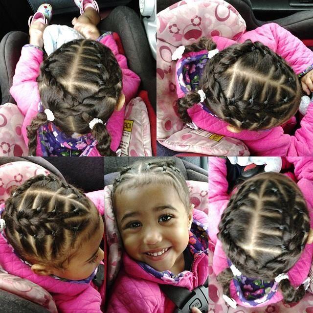 Little Girls Hairstyles Cute Kids Hair Styles