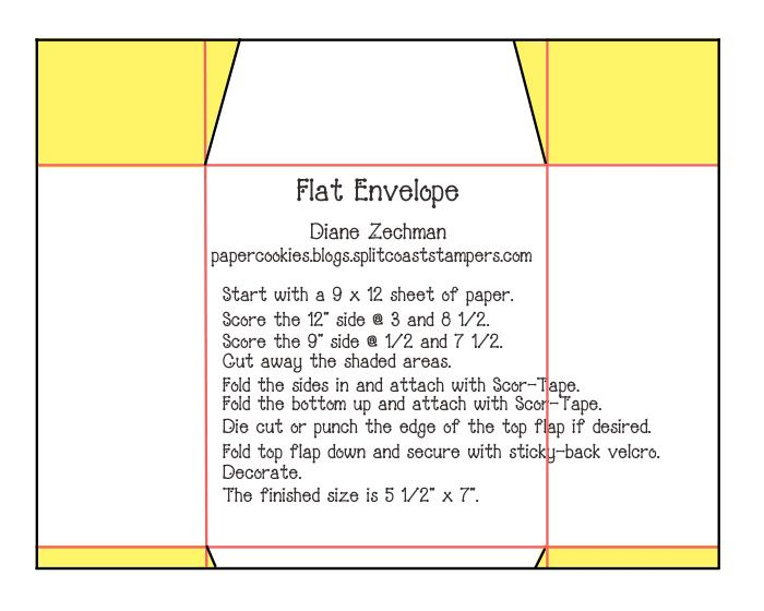 71 best envelope templates images on pinterest