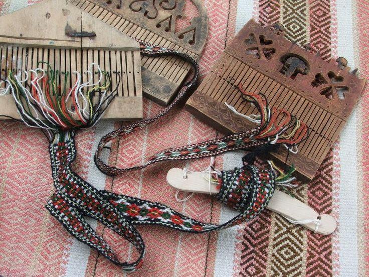 Norwegian Ribbon Loom