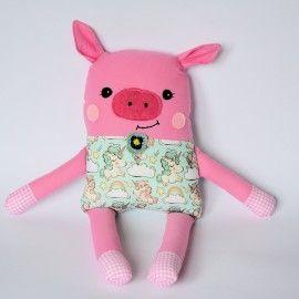Świnka z klasą - Jola - 39 cm