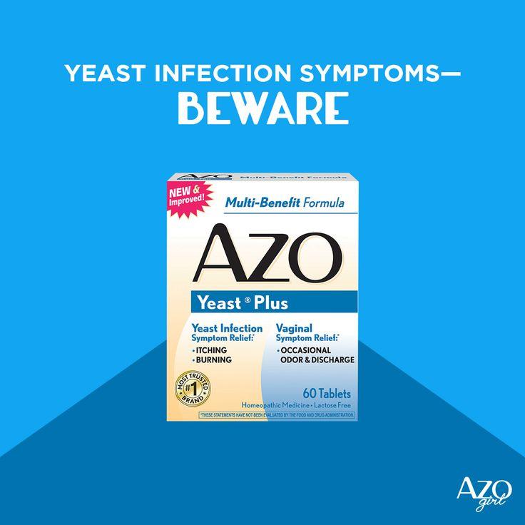 Yeast Infection Women Symptoms Best 25+ Yeast infecti...