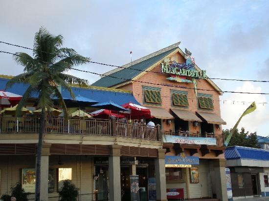 Jimmy Buffett's Margaritaville....Grand Cayman Island