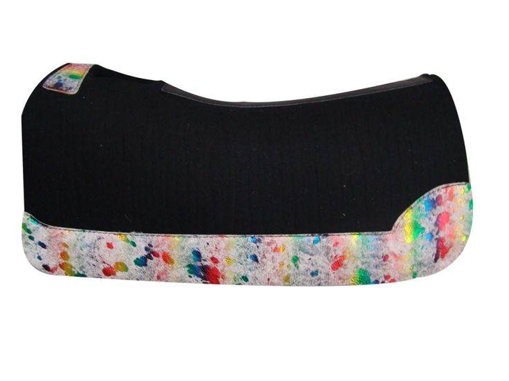 Custom 5 star pad! The BEST western saddle pads on the market.