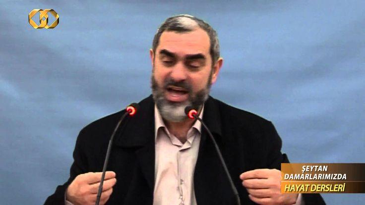 16) Şeytan Damarlarımızda - (Hayat Dersleri) - Nureddin YILDIZ - Sosyal Doku Vakfı