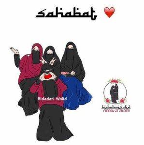 Wallpaper Muslimah Hijab Syari Aaaaaaaaaa