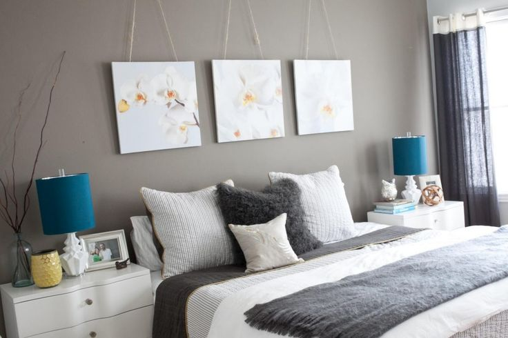 1000+ Ideas About Light Grey Bedrooms On Pinterest