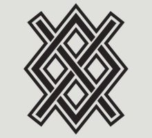 «Gungnir, Odin's spear, Rune Gar, Viking, Magic, Protectiv Symbol» de nitty-gritty
