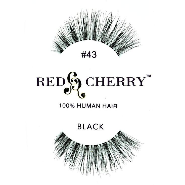 Gene False Red Cherry 43 doar pe http://www.makeup-shop.ro
