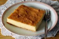 Unbaked Milk Tart recipe