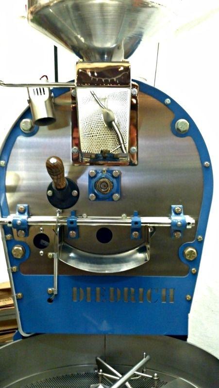 5 Kilo Diedrich Coffee Roaster - Conduit Coffee, Seattle http://www.conduitcoffee.com/
