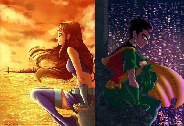 Teen Titans | Юные Титаны                                                                                                                                                      More