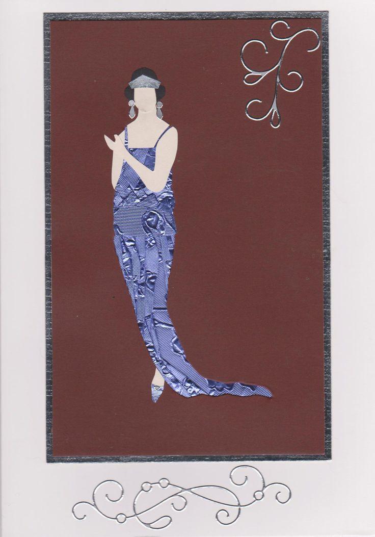 Elegant 1920's Lady 2