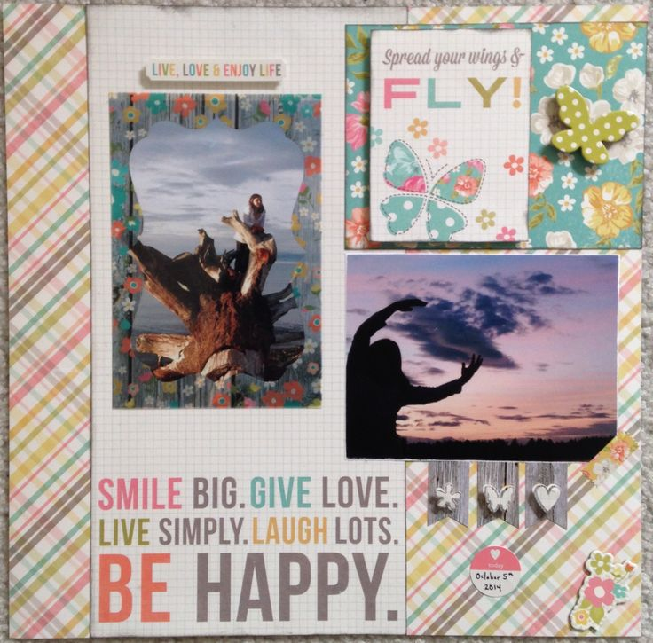 MWM - Tulip #4    Paper pack by: Simple Stories - Vintage Bliss   @scrapbooksteals