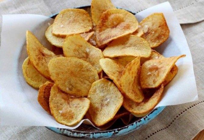 17 friss és ropogós chips házilag - a ti kedvenceitekből