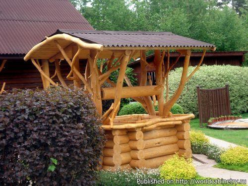 Деревянная скульптура Сергея Варагзина   Краснодеревщик