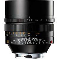 Leica 50mm f/0.95 Noctilux-M Aspherical Manual Focus Lens
