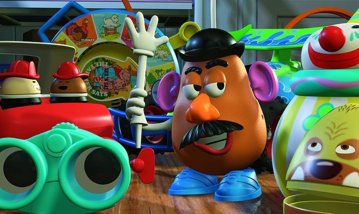 *MR. POTATO HEAD ~ Toy Story II