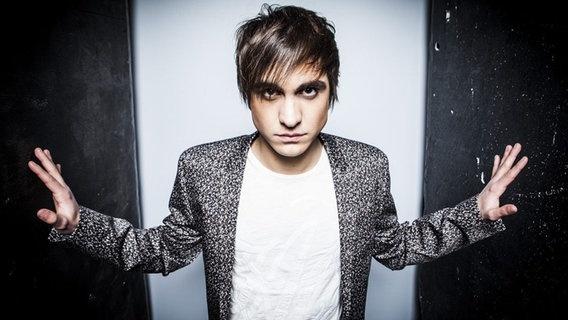 Belgien: Roberto Bellarosa | Das Erste: Eurovision Song Contest - Teilnehmer