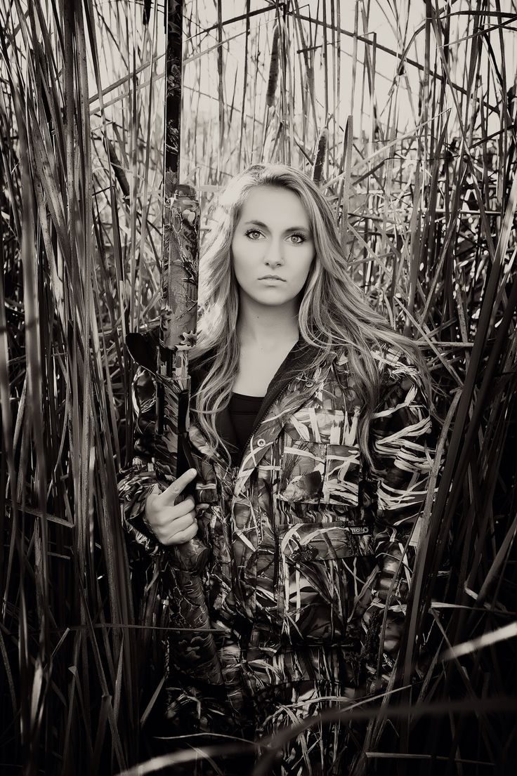 senior pic idea. take one on four wheeler with gun and hunting jacket
