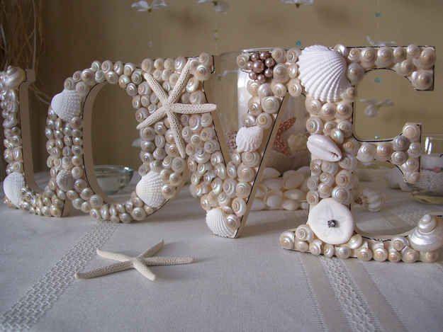 "63 ideias para o seu casamento ""Pequena Sereia"""