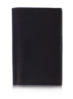 J.Fold Men's Clearcut Card Carrier (Black/Blue)