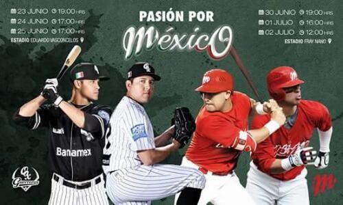 Ciudad de México.- Este fin de semana el México se traslada a la ciudad de Oaxaca, para enfrentar el fin de semana a los Guerreros en el par...