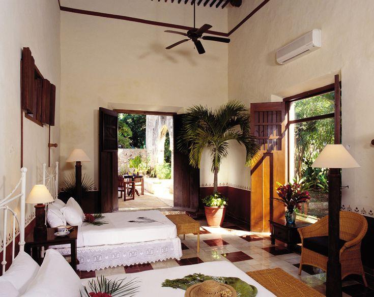 Yucatan, Santa Rosa, Hotel Hacienda Santa Rosa De Lima, Room Junior Suite  Double