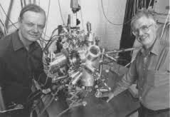 Key Events Of 1980's-The scanning tunneling microscope invented by Gerd Karl Binnig and Heinrich Rohrer in 1981.