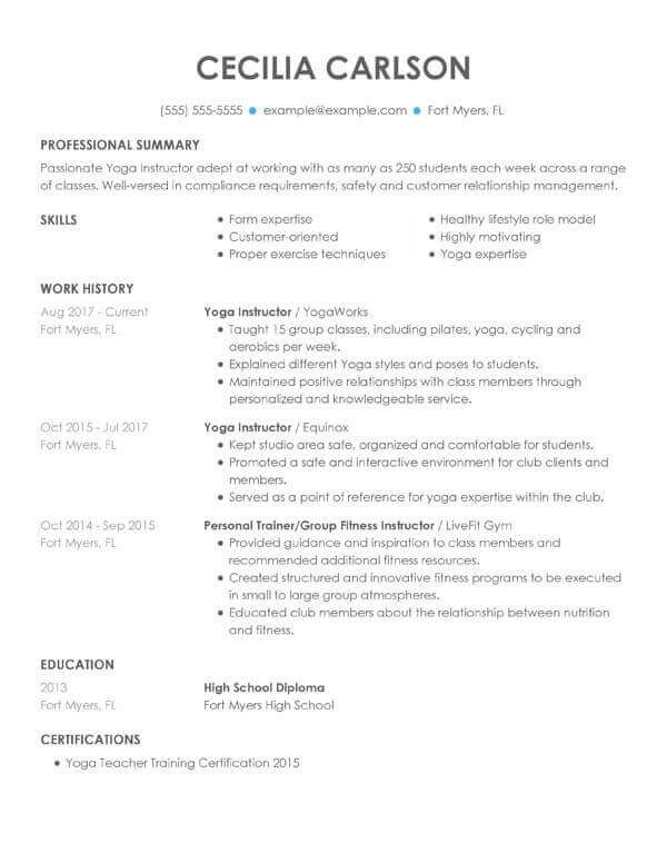 The 3 Resume Formats A Guide On Which Format To Use When Best Resume Format Resume Format Best Resume