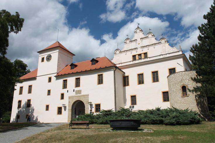 Zamek Blansko & Muzeum - Blansko, Czech Republic