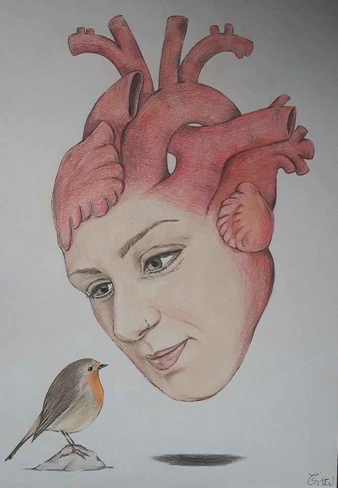Heart and Robin