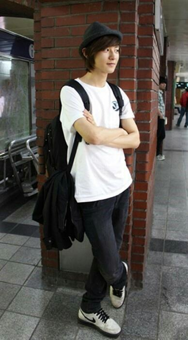 predebut Chanyeol