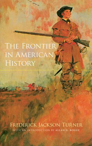 an analysis of the significance of the frontier in american history Modern history the significance of the frontier in american history, frederick jackson turner, 1893.