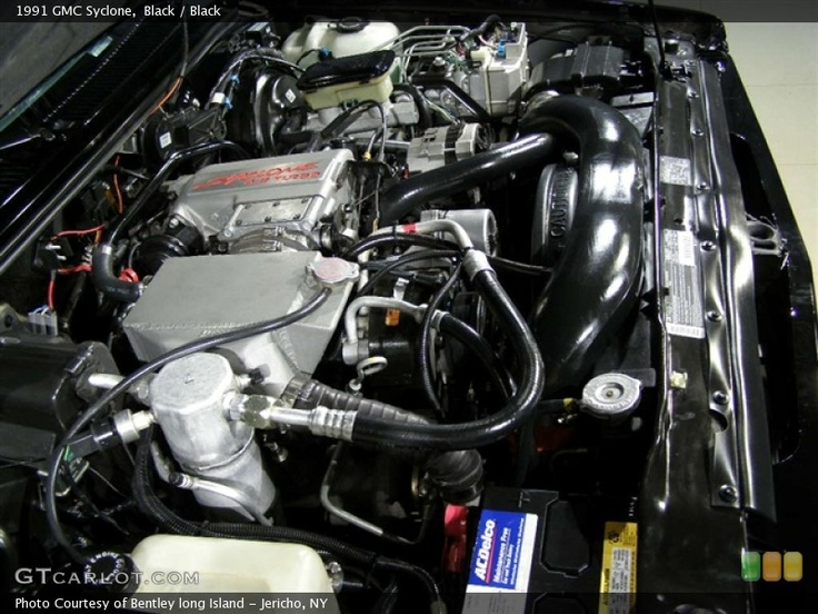 91 Gmc Syclone 4 3v6 Turbo Awd 280hp 0 60 3 Sec
