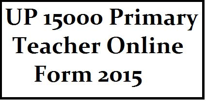 The Recruitment Notification of UP BTC 15000 Primary Teachers Recruitment 2015 Application Form for 15000 Primary Teachers Vacancies has been released on 30 March 2015. Eligible and Interested candidates who want to apply can go to the official website portal of the Uttar Pradesh BTC and apply through the online form.