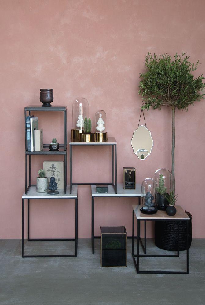 A.U Maison SS17. #aumaison #interior #homedecor #styling #danishdesign #livingroom #table #marble