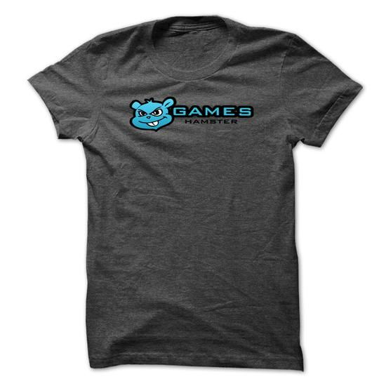 Cool and Awesome Game Hamster Shirt Hoodie