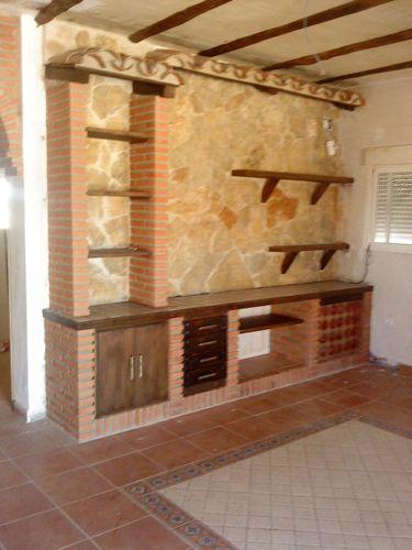 17 migliori idee su cucine rustiche di campagna su - Como pintar una casa rustica ...
