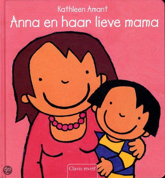 bol.com   Anna en haar lieve mama, Kathleen Amant   9789044819076   Boeken