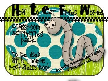 86 best how to eat fried worms images on pinterest worms how to eat fried worms activity pack ccuart Images