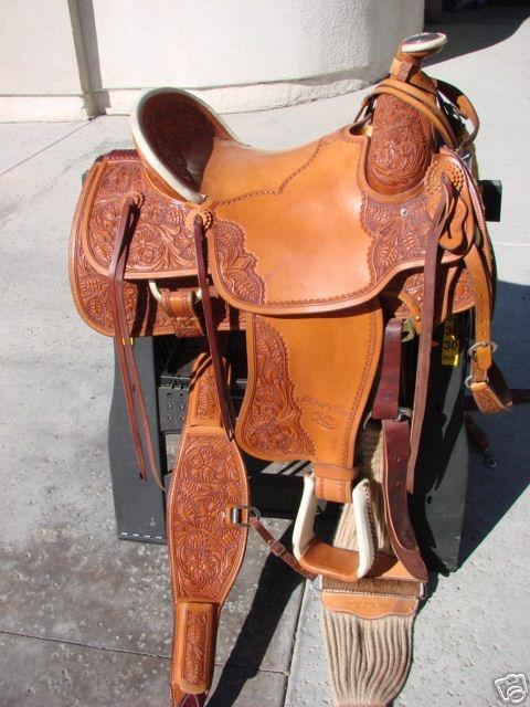 nice Billy Cook saddle