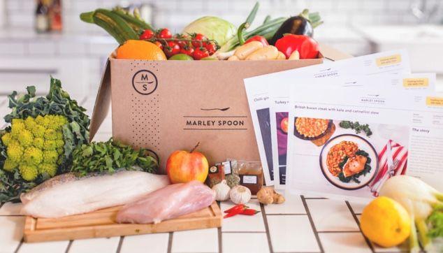 Marley Spoon - Maaltijd Box